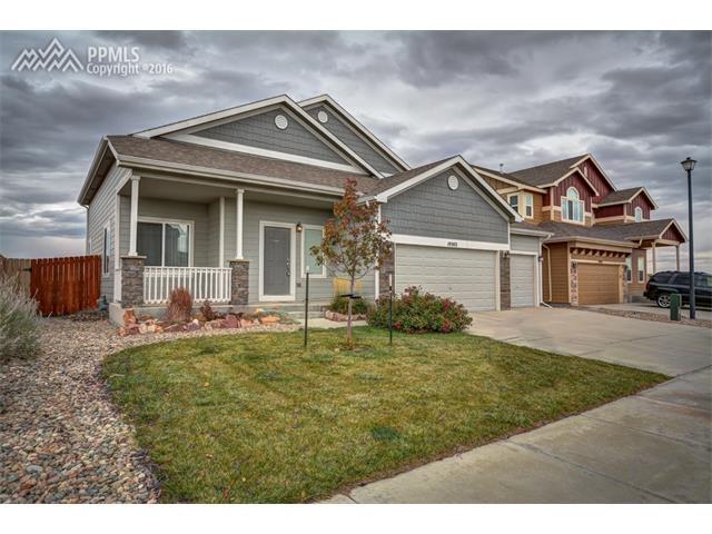 10502  Silver Stirrup Drive Colorado Springs, CO 80925