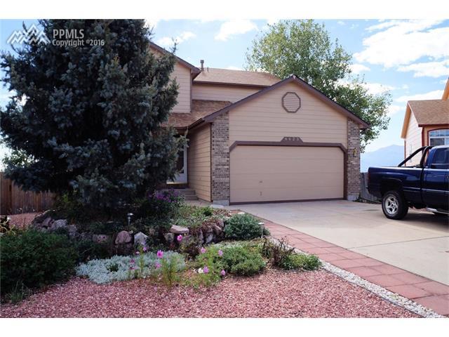 6623  Kari Court Colorado Springs, CO 80915