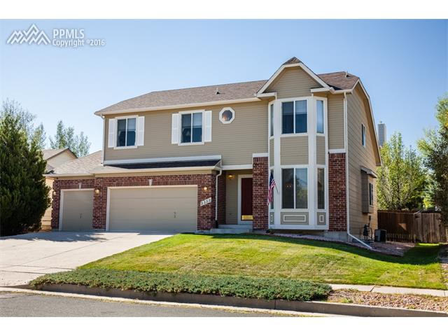 3550  Cowhand Drive Colorado Springs, CO 80922