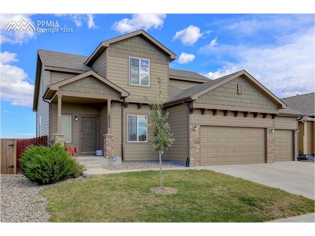 10322  Silver Stirrup Drive Colorado Springs, CO 80925