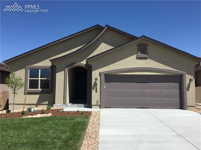 8089  Mount Hope Drive Colorado Springs, CO 80924