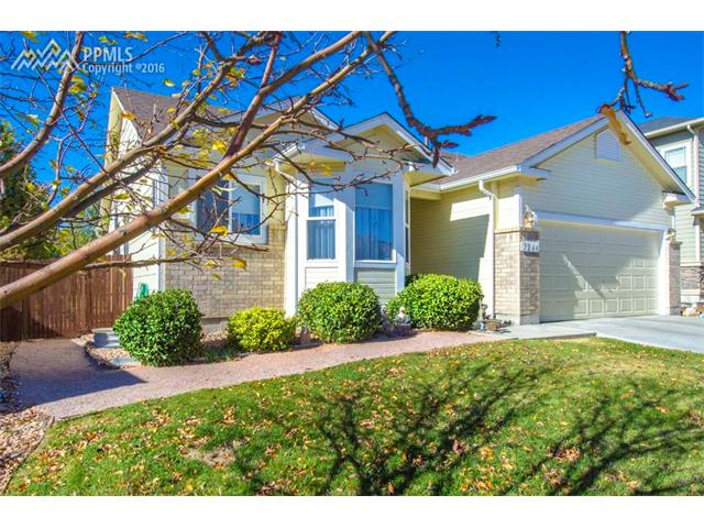 7244  Amberly Drive Colorado Springs, CO 80923