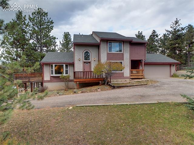 2020  Valley View Drive Woodland Park, CO 80863