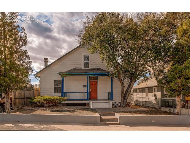 1025 E Moreno Avenue Colorado Springs, CO 80903