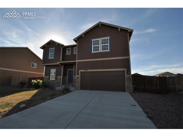 3764  Chia Drive Colorado Springs, CO 80925