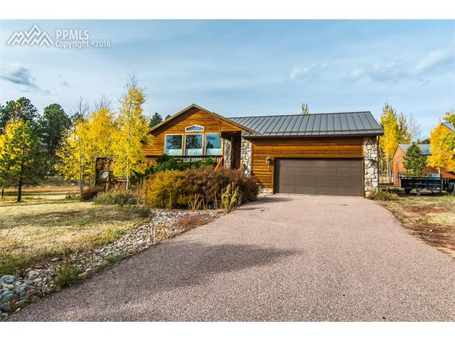 750  Majestic Parkway Woodland Park, CO 80863