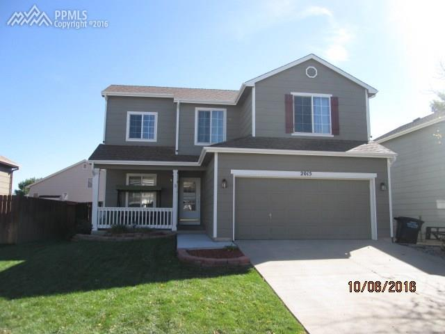 2015  Woodsong Way Fountain, CO 80817