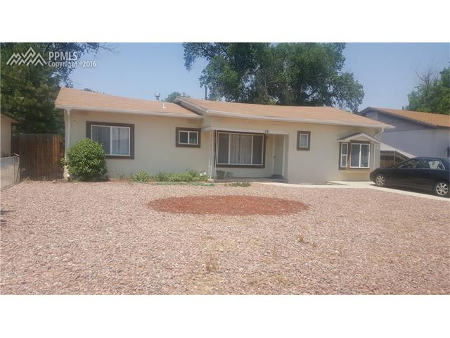 116  Norman Drive Colorado Springs, CO 80911