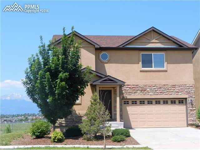 3872  Swainson Drive Colorado Springs, CO 80922