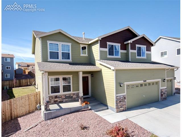 7680  Bonterra Lane Colorado Springs, CO 80925
