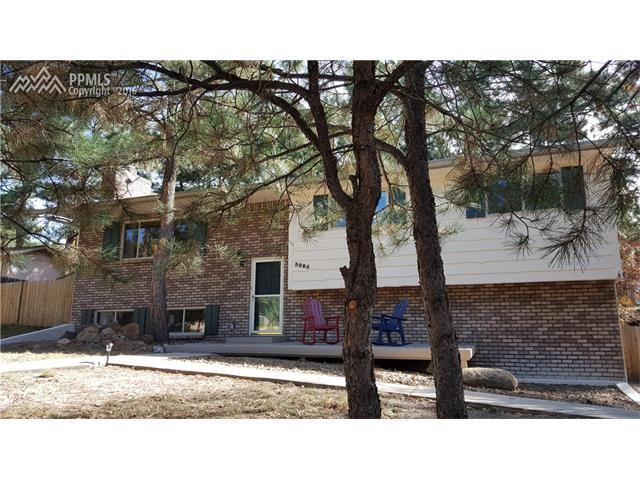 5985  Castlewood Lane Colorado Springs, CO 80918