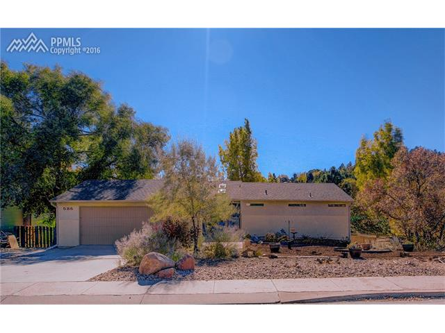 585  Allegheny Drive Colorado Springs, CO 80919