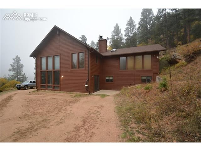 5115  Neeper Valley Road Manitou Springs, CO 80829