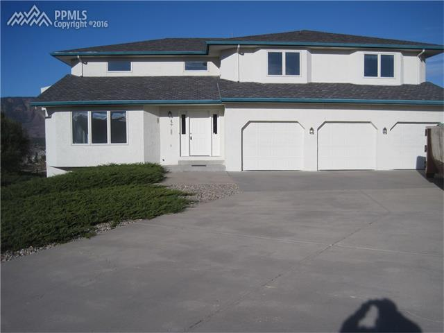 1032  Bowstring Road Monument, CO 80132