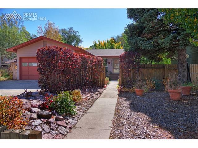 1511 W Boulder Street Colorado Springs, CO 80904