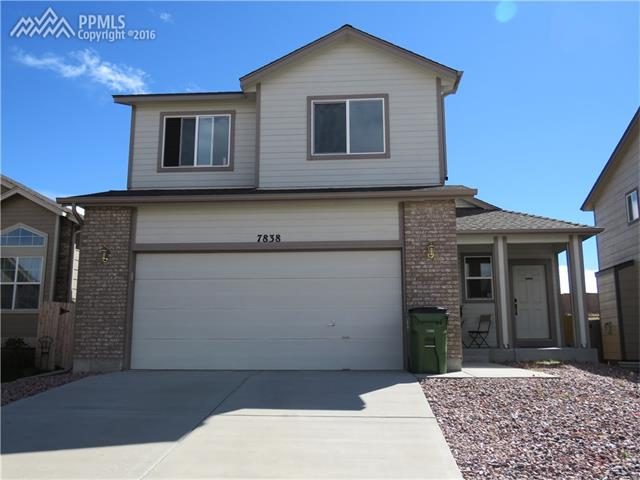 7838  Parsonage Lane Colorado Springs, CO 80951