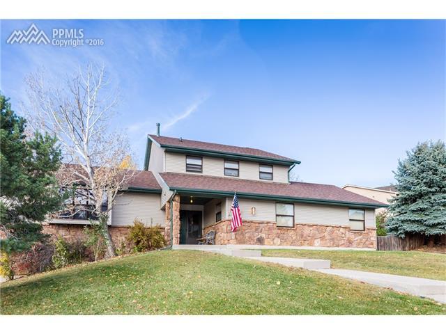 2455  Stoneridge Drive Colorado Springs, CO 80919