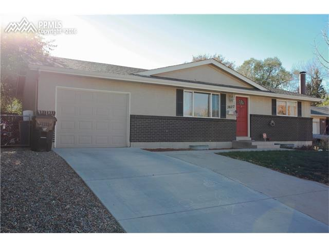 3627  Brentwood Terrace Colorado Springs, CO 80910
