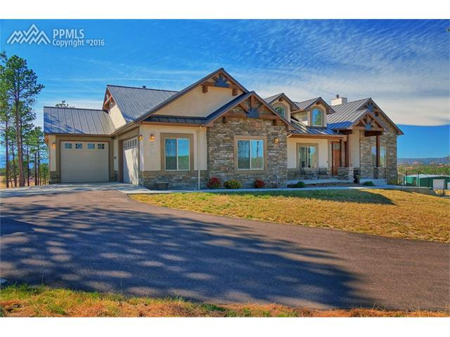 7145  Brentwood Drive Colorado Springs, CO 80908