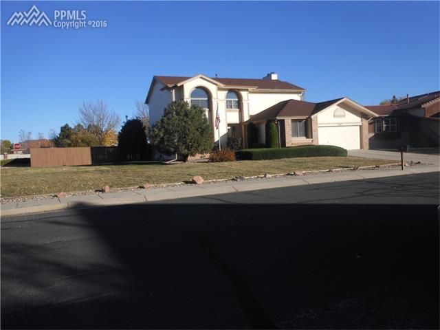 3265  Windjammer Drive Colorado Springs, CO 80920