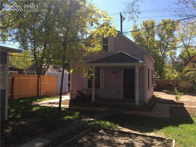 805 E Boulder Street Colorado Springs, CO 80903
