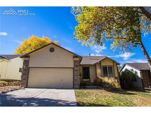 6410  Montarbor Drive Colorado Springs, CO 80918