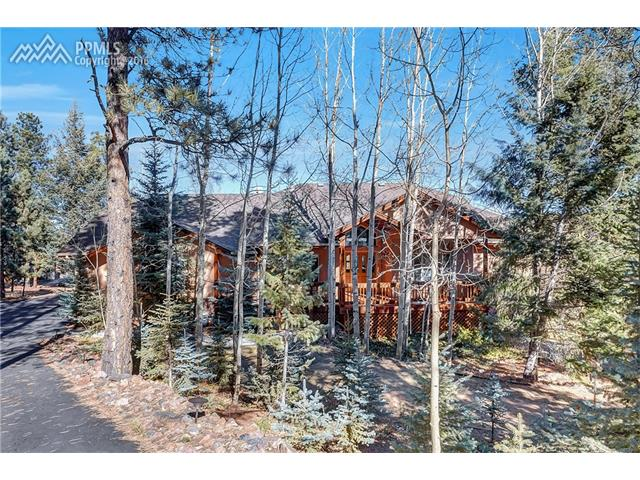 1158  Windflower Lane Woodland Park, CO 80863