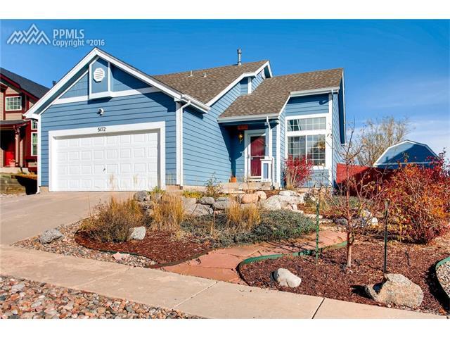 5172  Laredo Ridge Drive Colorado Springs, CO 80922