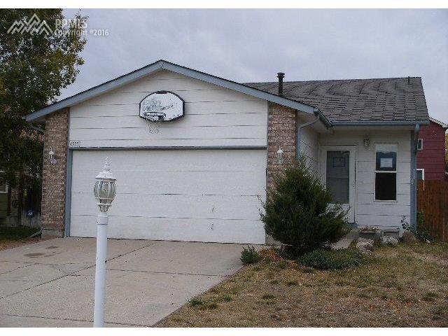 4555  Borden Drive Colorado Springs, CO 80911