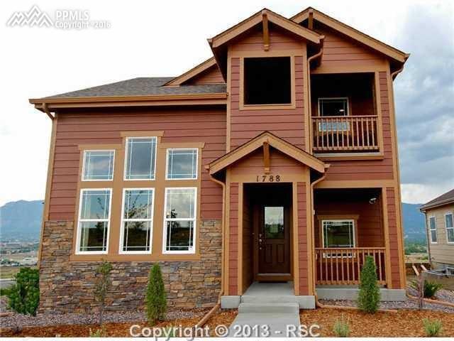 1788  Derbyshire Street Colorado Springs, CO 80910