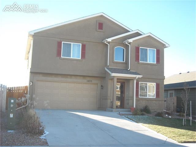 3893  Reindeer Circle Colorado Springs, CO 80922