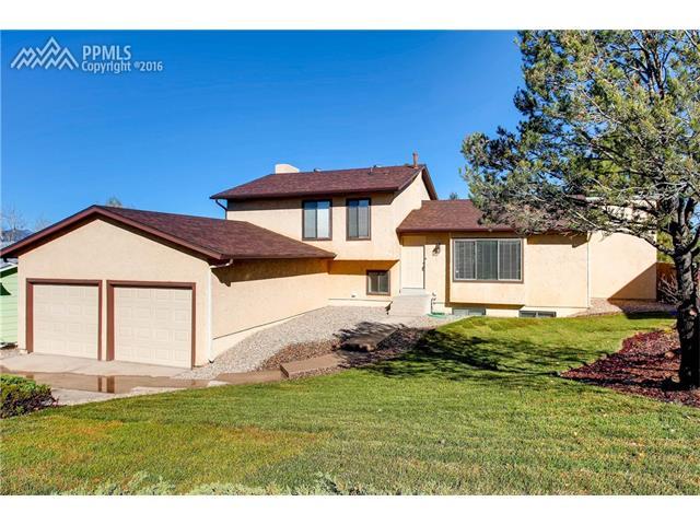 5290  Coneflower Lane Colorado Springs, CO 80917