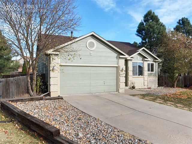 1320  Eastmeadow Court Colorado Springs, CO 80906