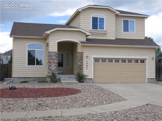 7463  Quiet Pond Place Colorado Springs, CO 80923