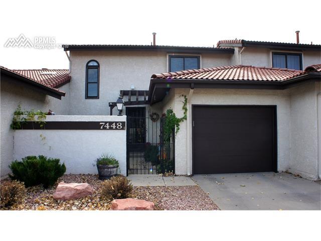 7448  Alameda Court Colorado Springs, CO 80920