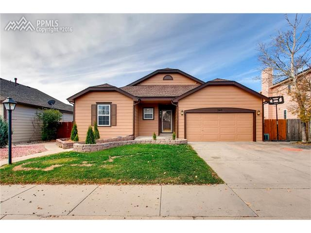 3410  Cowhand Drive Colorado Springs, CO 80922