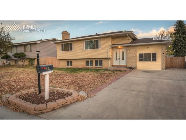 39 N Belmont Street Colorado Springs, CO 80911