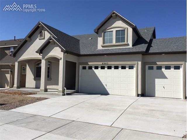 6943  Tahoe Rim Drive Colorado Springs, CO 80927