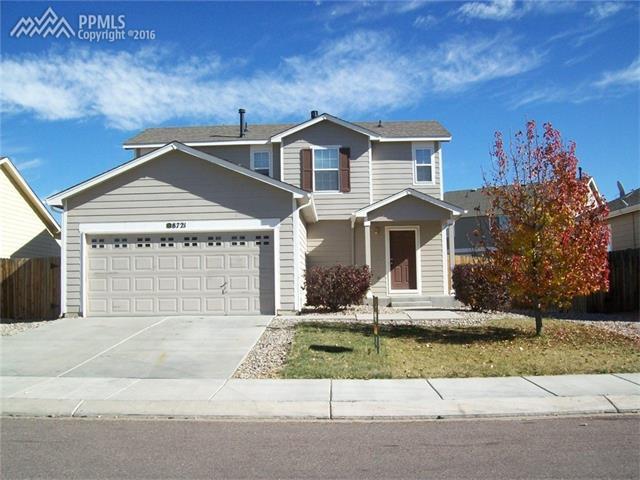 8721  Langford Drive Colorado Springs, CO 80817