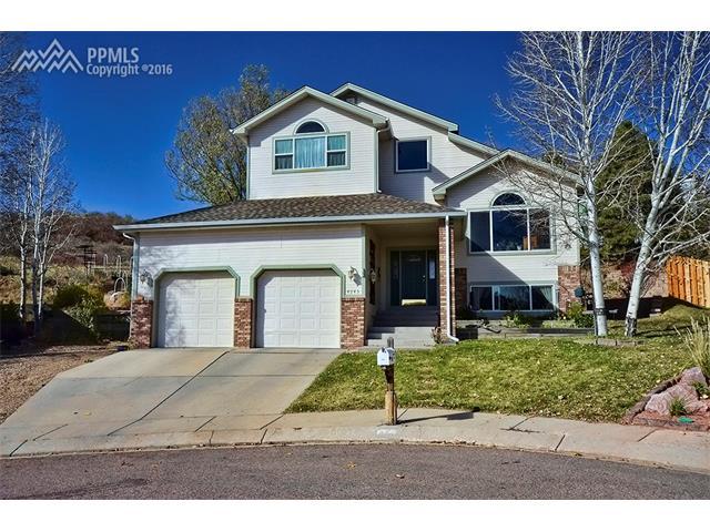 4945  Farm Ridge Place Colorado Springs, CO 80917