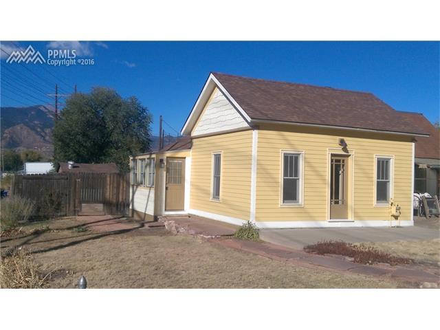 924  Sahwatch Street Colorado Springs, CO 80903