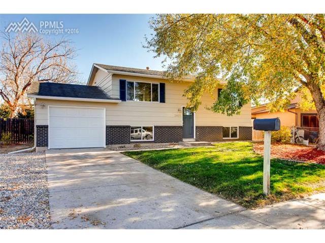 2421  Granada Drive Colorado Springs, CO 80910
