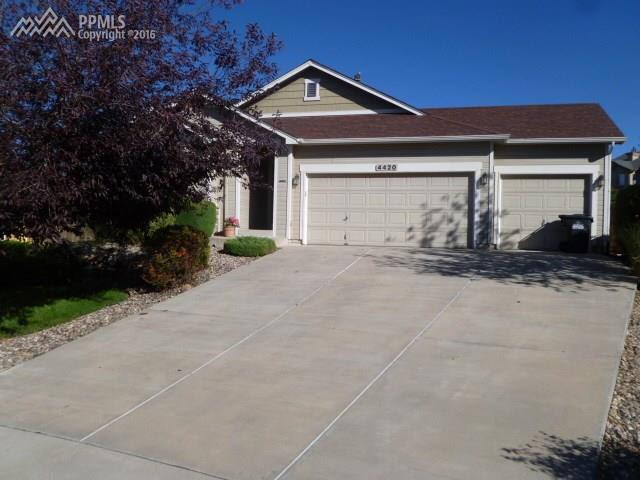 4420  Round Hill Drive Colorado Springs, CO 80922
