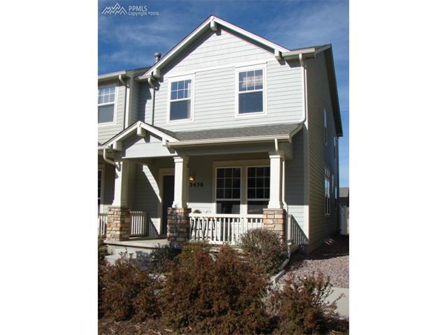2456  Gilpin Avenue Colorado Springs, CO 80910