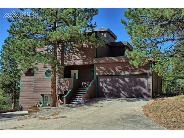 205 E Ridge Drive Woodland Park, CO 80863