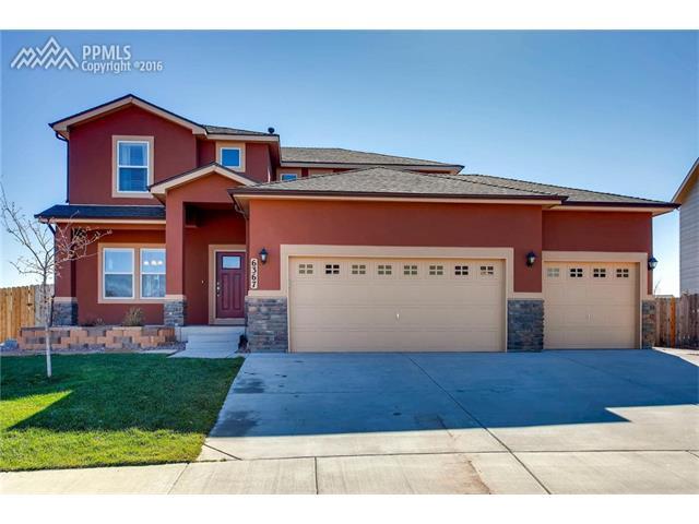 6367  Donahue Drive Colorado Springs, CO 80923