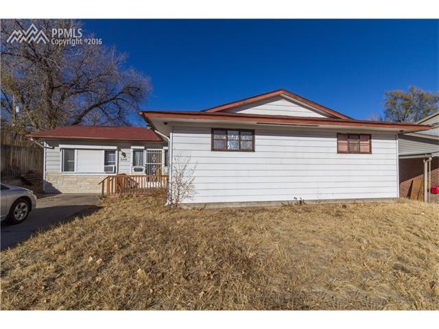 508  Esther Drive Colorado Springs, CO 80911