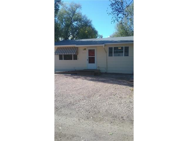 505  Bonfoy Avenue Colorado Springs, CO 80909
