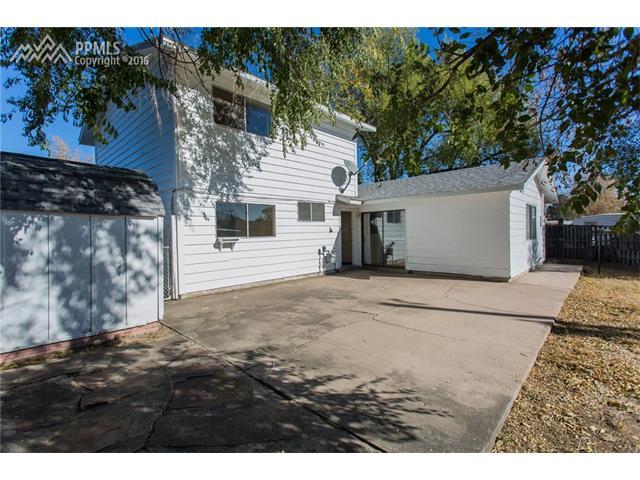 3115  Hudson Street Colorado Springs, CO 80910