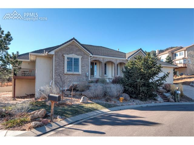1420  Whimsy View Colorado Springs, CO 80906